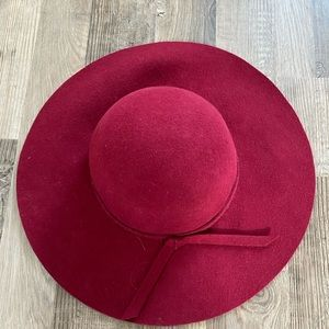 Floppy red hat